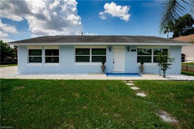Naples, Bonita Springs Single Family Home For Sale: 11634 McKenna Ave