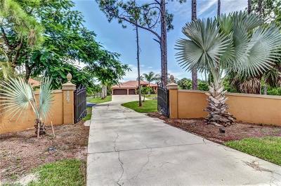 Naples  Single Family Home For Sale: 1160 22nd Ave NE