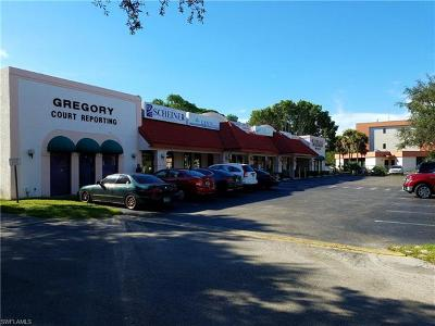 Naples Commercial For Sale: 2650 Airport Rd S #H