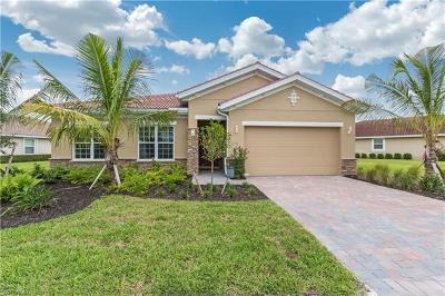 North Fort Myers Single Family Home For Sale: 20785 Castle Pines Ct