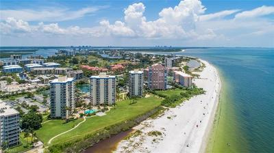 Fort Myers Beach Condo/Townhouse For Sale: 7300 Estero Blvd #PH1