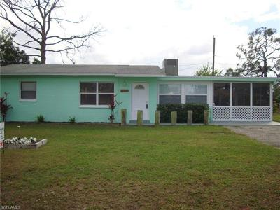 Lehigh Acres Single Family Home For Sale: 704 Coolidge Ave