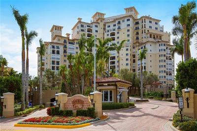 Marco Island Condo/Townhouse For Sale: 350 S Collier Blvd #908