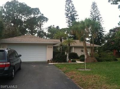 Single Family Home Pending With Contingencies: 684 Pompano Dr