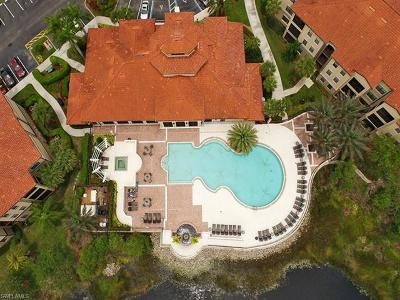 Charlotte County, Collier County, Lee County Condo/Townhouse For Sale: 12950 Positano Cir #107