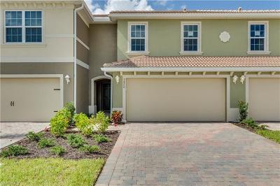Fort Myers Condo/Townhouse For Sale: 3820 Tilbor Cir