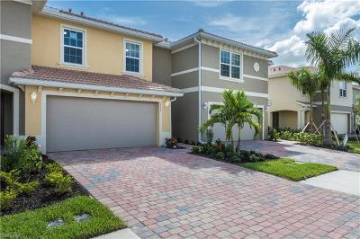 Fort Myers Condo/Townhouse For Sale: 3799 Tilbor Cir