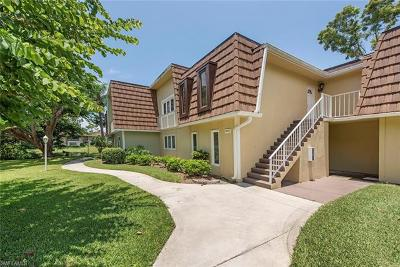 Naples FL Condo/Townhouse For Sale: $289,000