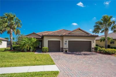 Naples Single Family Home For Sale: 3858 Treasure Cove Cir
