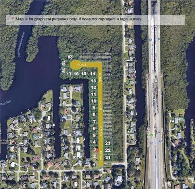 Fort Myers Residential Lots & Land For Sale: 261 Maine Ave