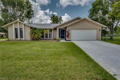 Cape Coral Single Family Home For Sale: 2222 SE 4th St