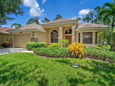 Naples Single Family Home For Sale: 14864 Indigo Lakes Cir