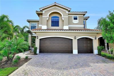 Fort Myers Single Family Home For Sale: 11556 Stonecreek Cir
