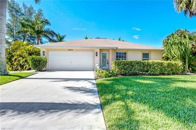 Cape Coral Single Family Home For Sale: 2632 SW 32nd St
