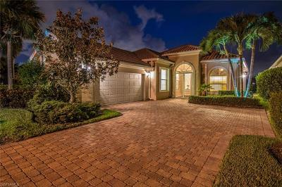Bonita Springs Single Family Home For Sale: 28368 Nautica Ln