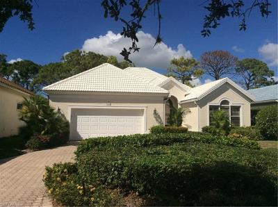 Naples Single Family Home Pending With Contingencies: 129 Greenfield Ct