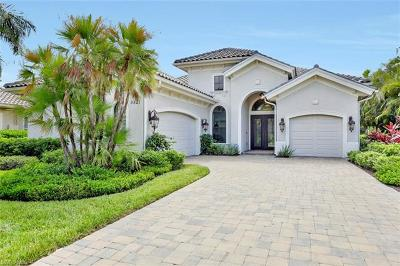 Fort Myers Single Family Home For Sale: 9521 Monteverdi Way