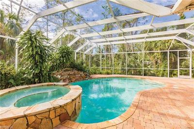 Naples Single Family Home For Sale: 5154 Hickory Wood Dr