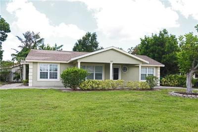 Naples Single Family Home For Sale: 1323 Narita Ln