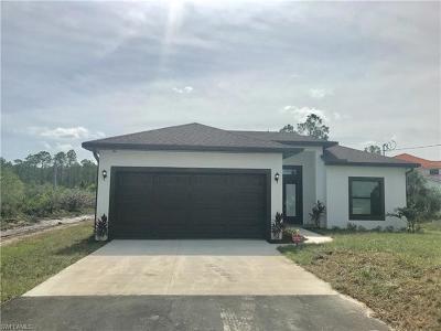 Golden Gate Estates Single Family Home For Sale: 6775 Everglades Blvd N