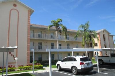 Naples Condo/Townhouse Pending With Contingencies
