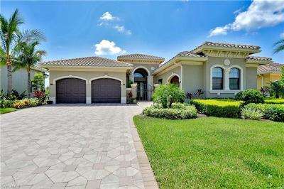 Naples Single Family Home For Sale: 2757 Crystal Way