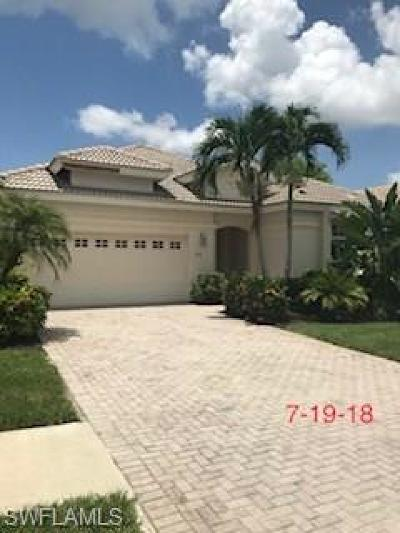 Naples FL Single Family Home Pending With Contingencies: $379,900