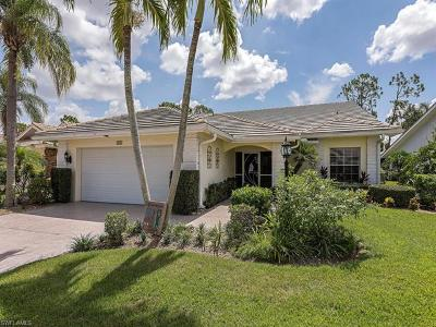 Naples Single Family Home For Sale: 558 Countryside Dr