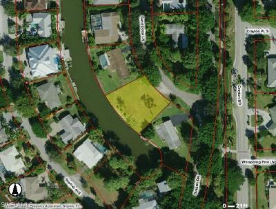 Naples Residential Lots & Land Pending With Contingencies: 5065 Sand Dollar Ln
