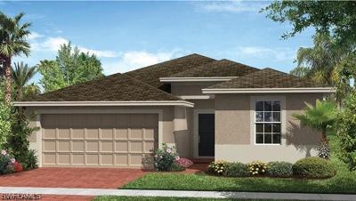 Lehigh Acres Single Family Home For Sale: 8134 Gopher Tortoise Trl