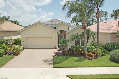 Naples Single Family Home For Sale: 3914 Jasmine Lake Cir