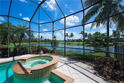 Naples Single Family Home For Sale: 2016 Isla Vista Ln