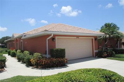 Naples Condo/Townhouse Pending With Contingencies: 6948 Lone Oak Blvd