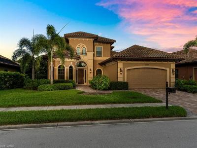 Naples Single Family Home For Sale: 15919 Secoya Reserve Cir