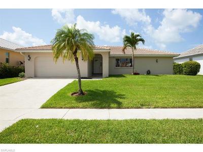 Marco Island Single Family Home For Sale: 1109 Dana Ct