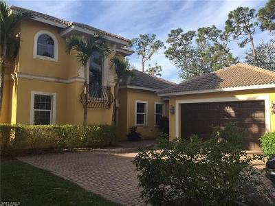 Collier County Single Family Home For Sale: 15488 Whitney Ln
