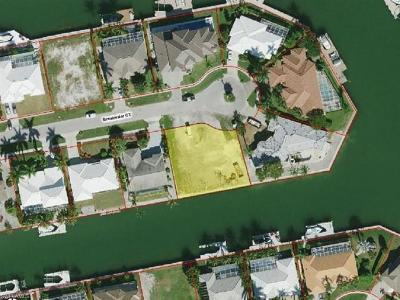 Marco Island Residential Lots & Land For Sale: 1185 Breakwater Ct