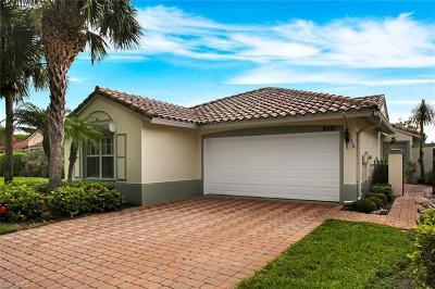 Estero Single Family Home For Sale: 8881 Cascades Isle Blvd