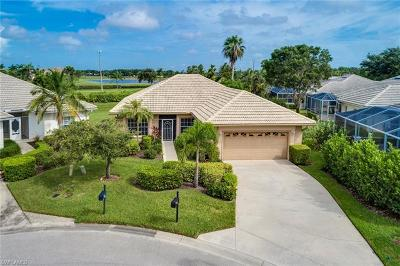 Collier County Single Family Home For Sale: 8007 Preakness Ct