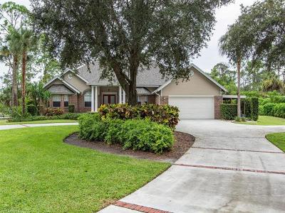 Naples Single Family Home For Sale: 6132 Westport Ln