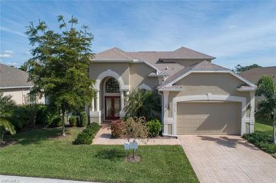 Estero Single Family Home For Sale: 23364 Olde Meadowbrook Cir