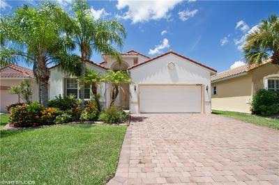 Estero Single Family Home For Sale: 9348 Sun River Way