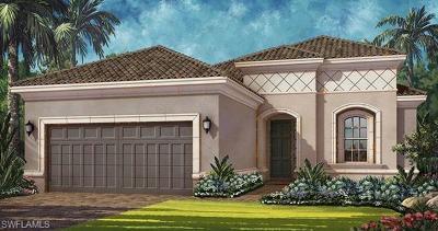 Naples Single Family Home For Sale: 9555 Campanile Cir