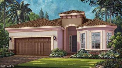 Naples Single Family Home For Sale: 9559 Campanile Cir