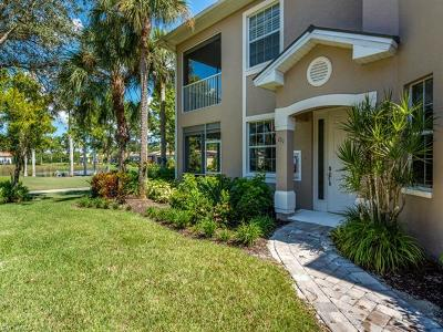 Naples Condo/Townhouse For Sale: 5015 Marina Cove Dr #1-101