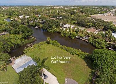 Naples Residential Lots & Land For Sale: 3300 Captains Cv