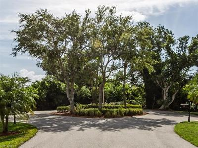 Marco Island Residential Lots & Land For Sale: 394 Red Bay Ln