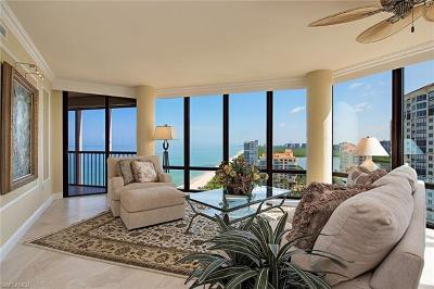 Condo/Townhouse Sold: 4951 Gulf Shore Blvd N #1404