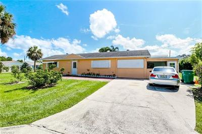Naples Park Single Family Home For Sale: 602 103rd Ave N