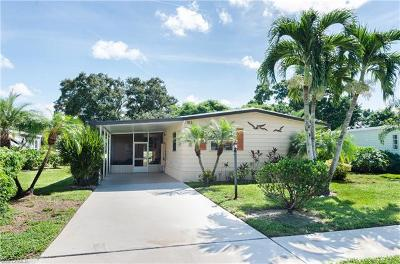 Goodland, Marco Island, Naples, Fort Myers, Lee Mobile/Manufactured For Sale: 106 Calais Ct